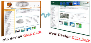 website redesign chennai