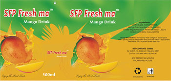 fruit label designer chennai